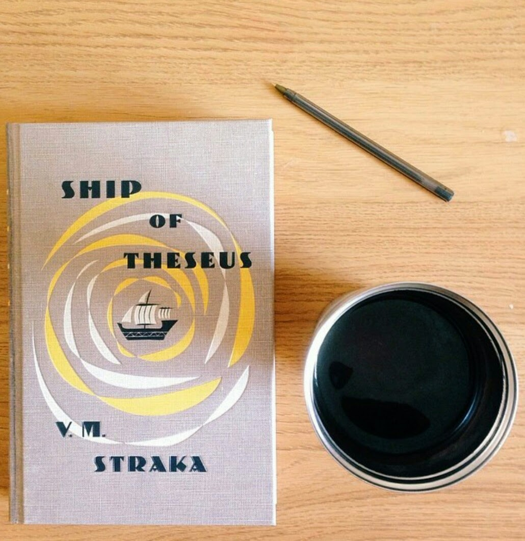 ship of theseus story summary
