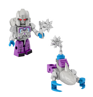 Hasbro Transformers Kre-O Micro Changers Series 2 - Sharkticon