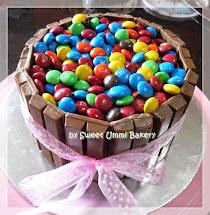 Cake - M&M / Kit Kat