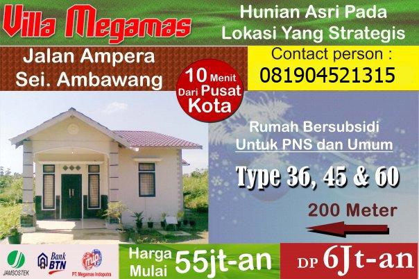 Image Result For Foto Rumah Bersubsidi