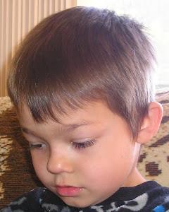 Grandson Sammy Age 4