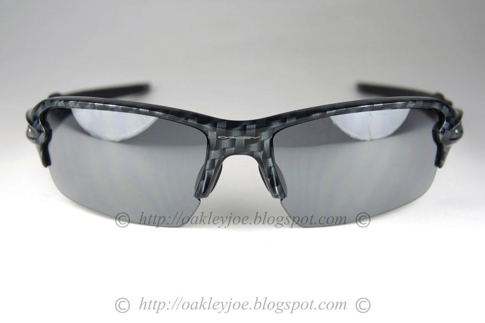 Oakley Flak Jacket Carbon Fiber