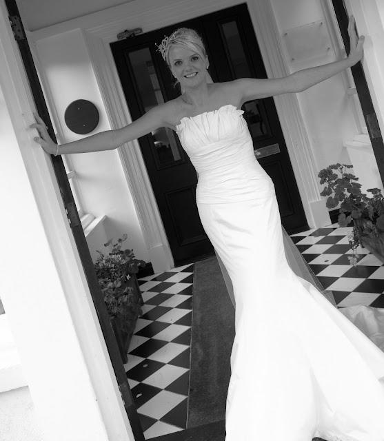sarah houston wedding dress