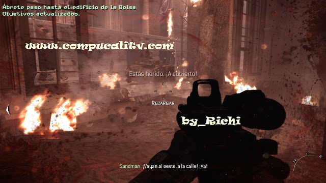 Capturas Call Of Duty Modern Warfare 3 PC Full 2011 by Richi