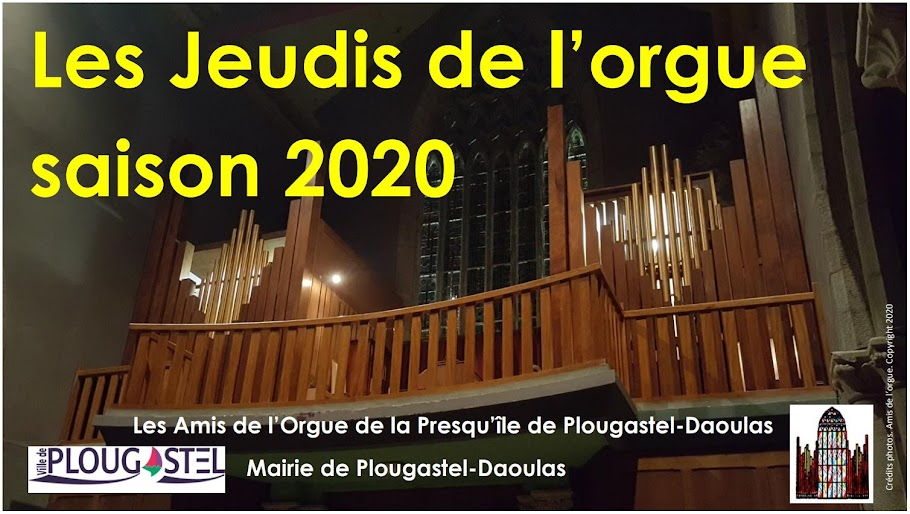 LES AMIS DE L'ORGUE DE PLOUGASTEL - DAOULAS