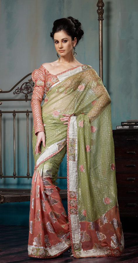 New Fashion Sarees - Loe fashion