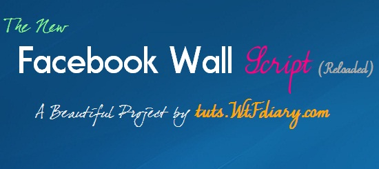 Facebook Wall Script for Free Download