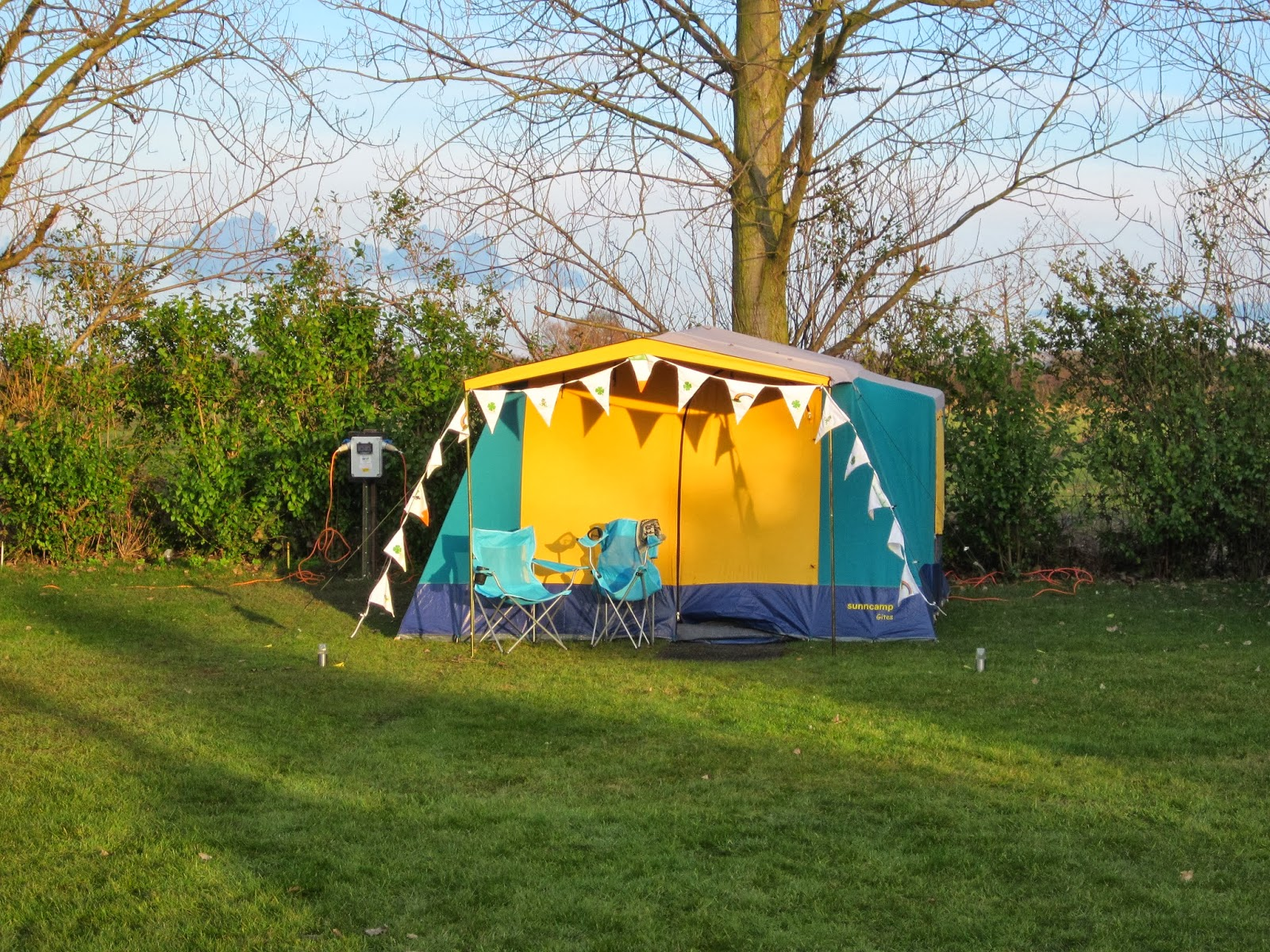 Canvassanctuary: Tents for all seasons