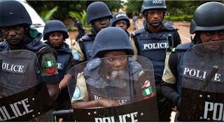 SHOCKER! Robbers break into police station, steal rifles, ammunition as officers watch UEFA