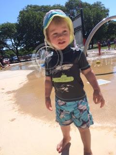 Artesani Park splash pad