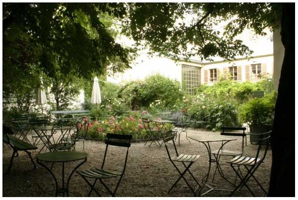 I haven hos evigglade jardin du musee de la vie romantique - Jardin du musee de la vie romantique ...