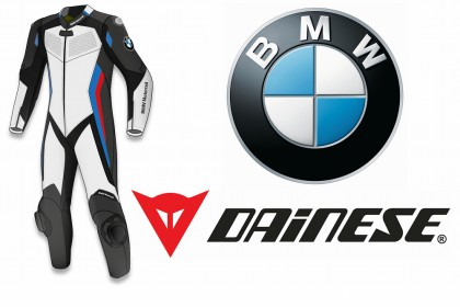 BMW X DAINESE DOUBLER RACEAIR | Airbag Motorcycle Jacket | Motorcycle Jacket | Dainese airbag suit