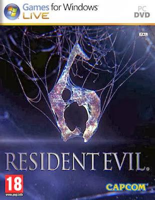 Download Resident Evil 6 Full Version For PC