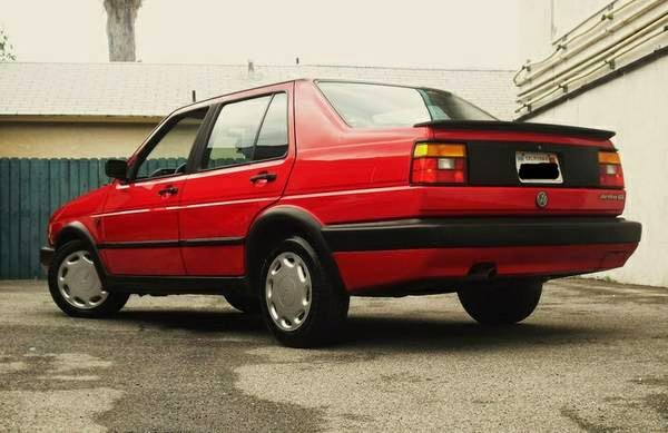 1990 Volkswagen Jetta GL Wolfsburg Edition - Buy Classic Volks