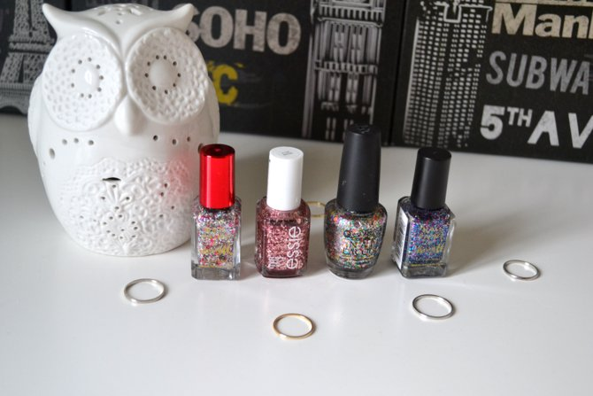 Glitter Polishes Perfect For The Festive Season