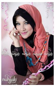 Contoh Model Hijab Modern Trendy Masa Kini