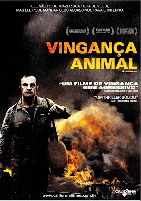 Vingança Animal - DVDRip Dual Áudio