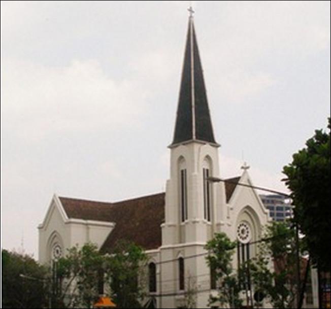 10 Gereja Terindah Dan Termegah Di Indonesia