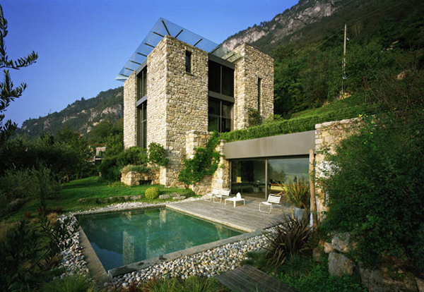 P t sz bels p t sz blog modern stone house design from for Italian house designs plans