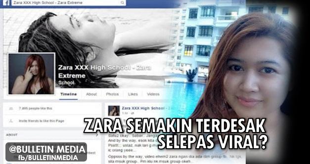 FuHH Panas!!! 5 Gambar Kisah Pelacur Melayu Zara Semakin Terdesak Selepas Viral ?