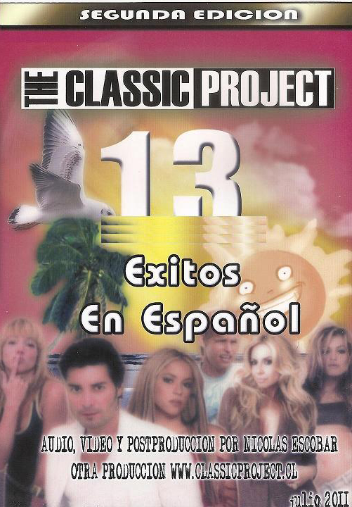 THE CLASSIC PROJECT 13 - DVDRIP MUSICAL
