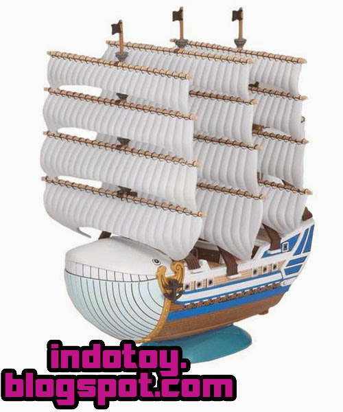 Jual Action Figure Grand Ship Collection - Moby-Dick