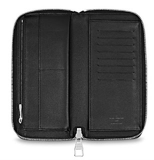 Wallet Zippy Vertical