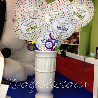 Photo of Birthday Balloons