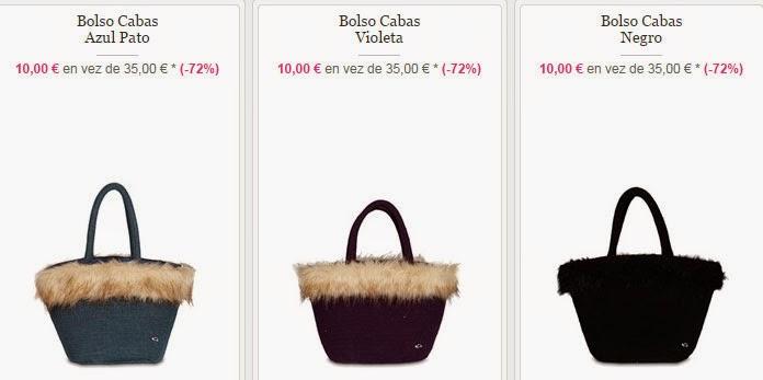 Bolsos para la temporada otoño e invierno muy baratos.