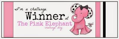 Pink Elephant Challenge Winner