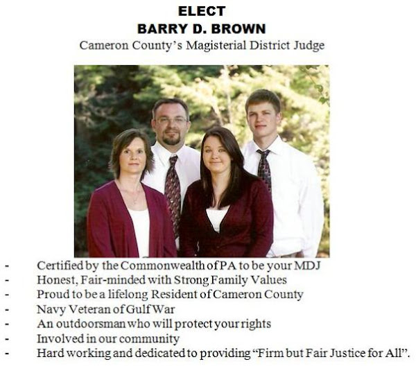 8th please elect barry d