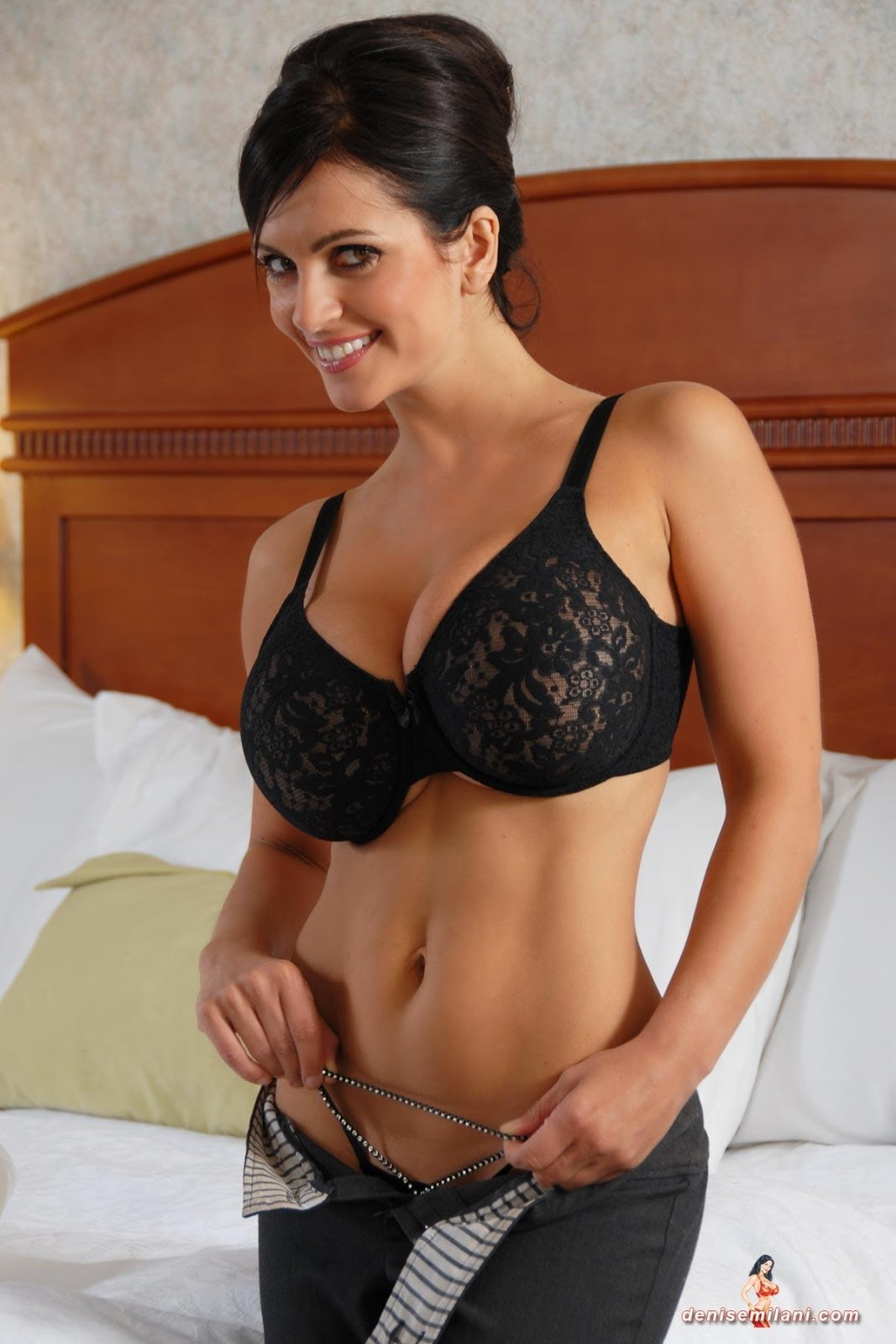 Naked Pictures Of Denise Milani