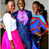 NTV's LARRY MADOWO meets LUPITA NYONGO's look-alikes… Ladies from the lake-side …. How many likes?