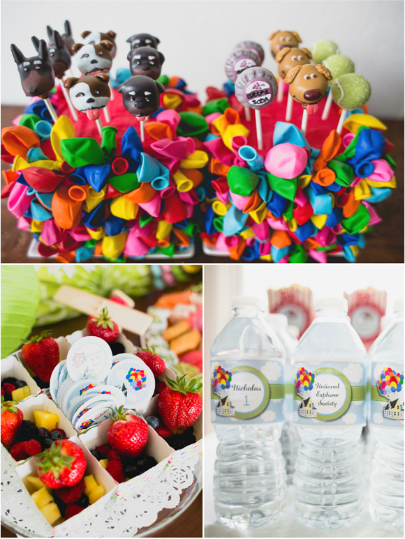 Balloon party ideas party favors ideas for Birthday balloon ideas