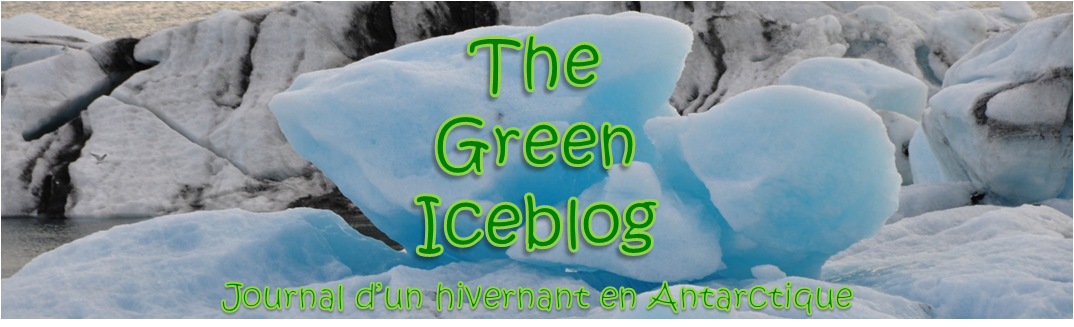 The Green Iceblog