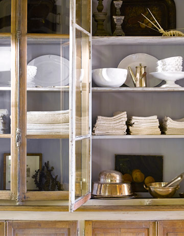 I Will Style The China Cabinet Combing The Homeowners Collections