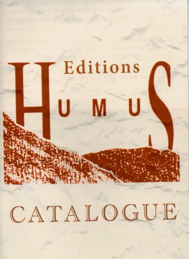 Catalogue téléchargeable et détaillé des éditions HumuS