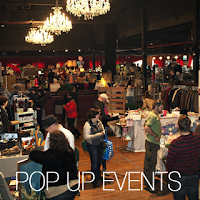 Vintage Charlotte Pop Up Events