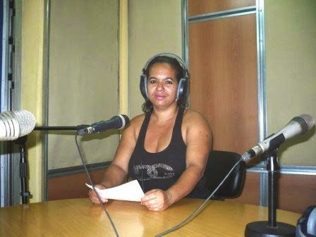 Deisi Livia Matos Fernández, periodista de Radio Maisí, Guantánamo