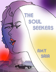 The Soul Seekers: Available now for Kindle!