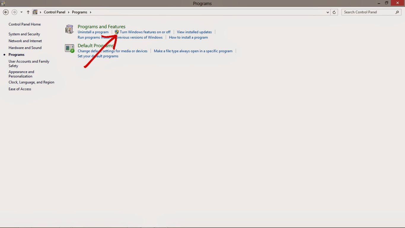 Download + Cara Mengaktifkan .NET Framework Windows 7 Dan Windows 8 / 8.1