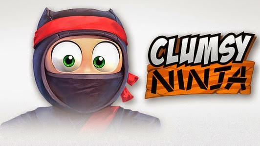 Clumsy Ninja 1.6.2 Apk Download