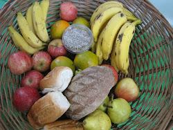 GRUPO - Frutas e Pães do Altar