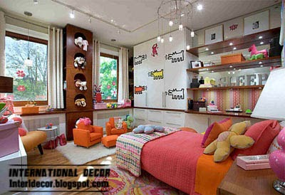 kids room 2014, Design space for the little angel with latest trends