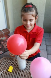 Blow It Up! Exploring Gas with Balloons, Baking Soda & Vinegar