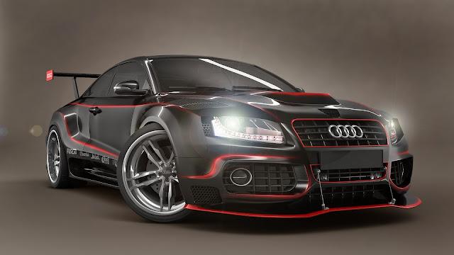 Audi A5 GTR Tuning