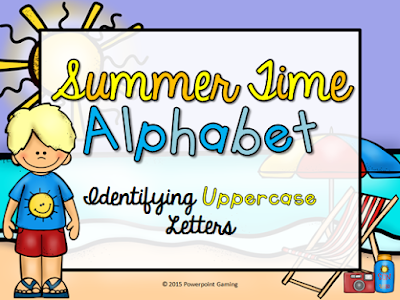 https://www.teacherspayteachers.com/Product/Summer-Time-Alphabet-Flash-Card-Set-1888505