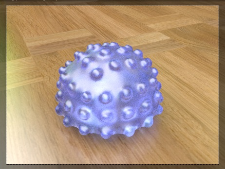 Squishy Ball Physics : Simulating & Rendering Squishy Ball 05