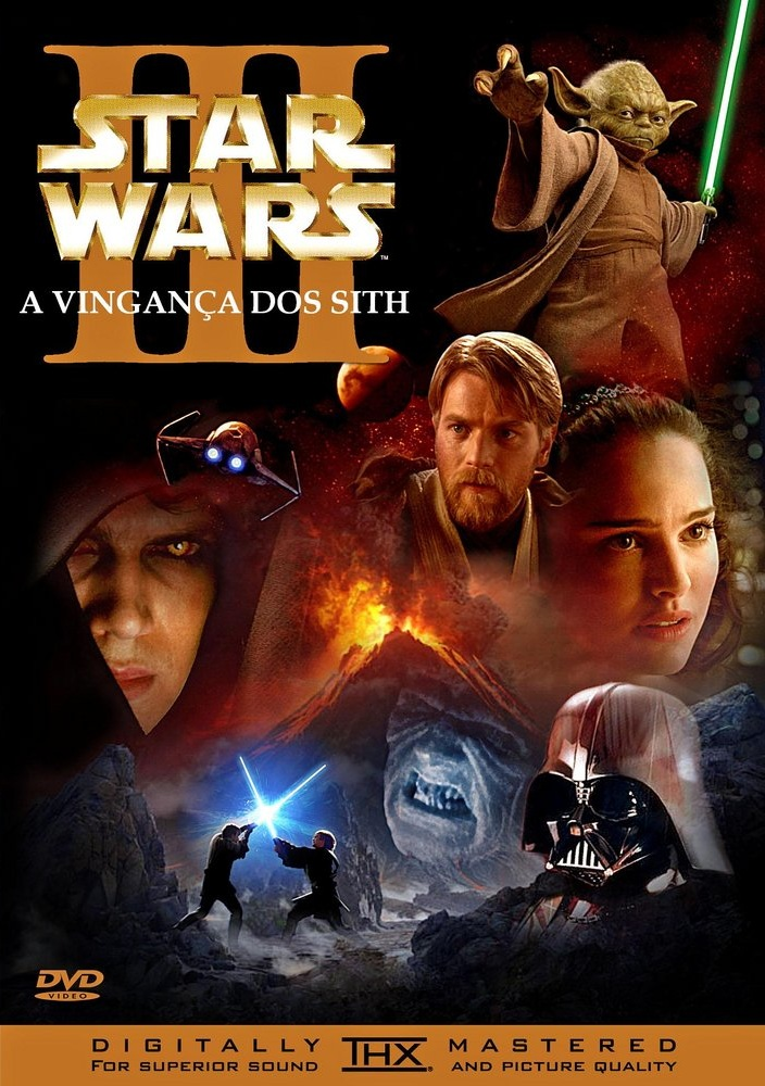 Star Wars: Episódio 3 – A Vingança dos Sith – Legendado (2005)