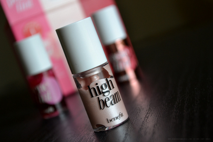Benefit High Beam Highlighter - Photos, Swatches, Review, FOTD